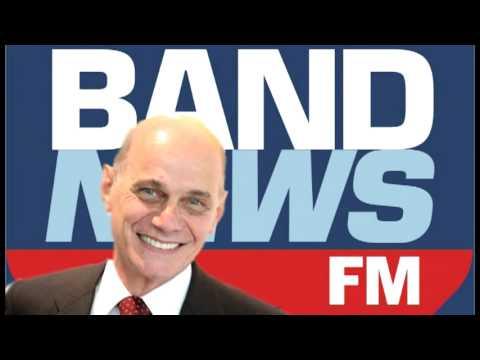 Resultado de imagem para jornal da BandNews FM -