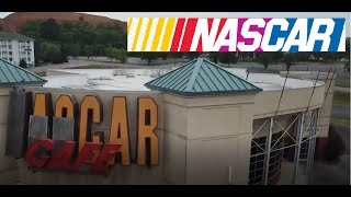 Abandoned NASCAR - Forgotten Tracks, Cafes, and Relics
