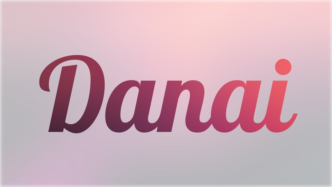 Significado De Danai Nombre Griego Para Tu Bebe Ni O O