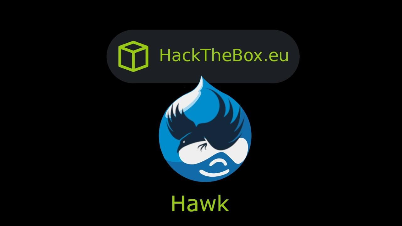 HackTheBox - Hawk