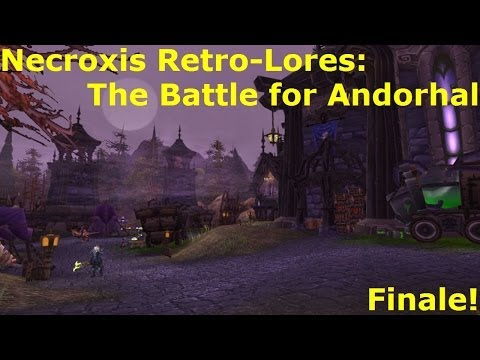 The Battle for Andorhal Finale - The Reckoning - Necroxis Retro-Lores