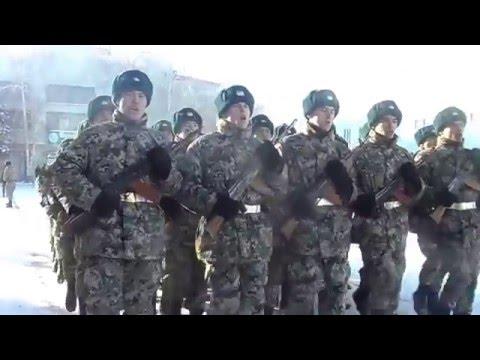 Курчумский Пограничный отряд в/ч 2535 ПС КНБ РК Казахстан, 14.12.2014
