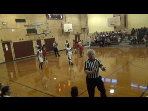 Elizabeth Middle School girls basketball vs Union Pt3