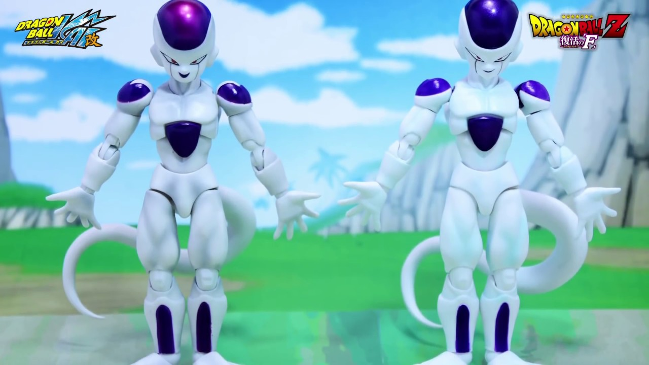 FIGUARTS BANDAI NEW DRAGON BALL SUPER FREEZA RESURRECTION S.H