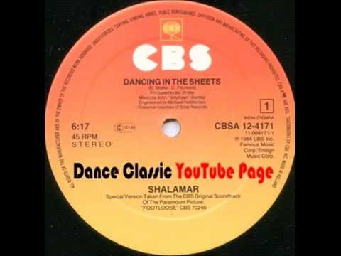 Shalamar - Dancing In The Sheets (12