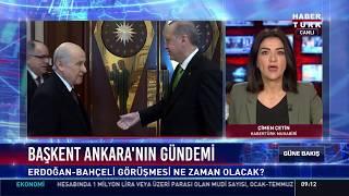Ankara'nın gündeminde ne var? 12 Eylül 2018