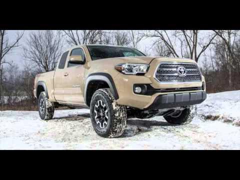 Tacoma V6 Towing Capacity >> Toyota Tacoma V6 4x4 Towing Capacity Youtube