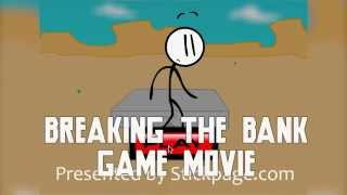 Henry Stickmin! Breaking the Bank Game Movie