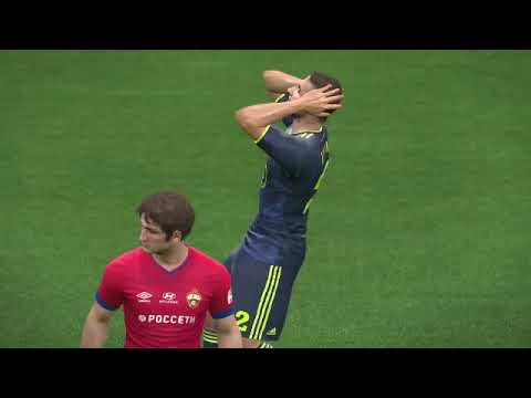 Dinamo Zagreb Vs Cska Pes 2017 Smoke Youtube