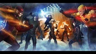 DC: Легенды завтрашнего дня  - Русский трейлер [HD]