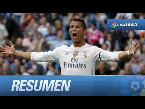 Resumen de Real Madrid (3-0) Levante UD