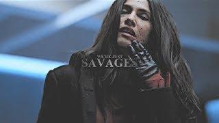[A|U] Savages | Dark!Characters
