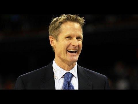 Steve Kerr to coach Warriors, turns down Knicks