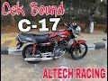 Knalpot Altech || Cek Sound Knalpot Altech C17