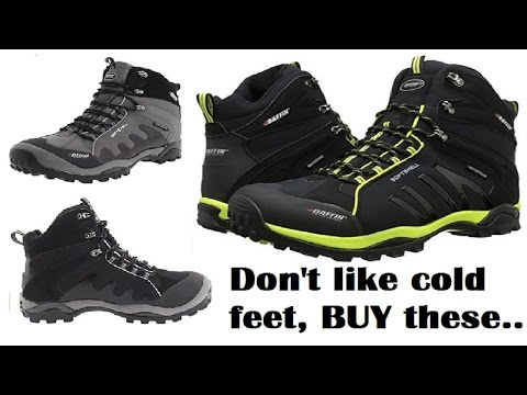 GREAT BOOT! Shoe Zone Boots Review  Snow Boot