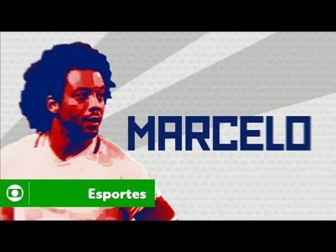Globo Na Copa: Marcelo é um dos craques que você vai ver na tela da Globo