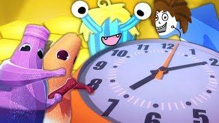 Die Gummibärchen vs. die Zeit