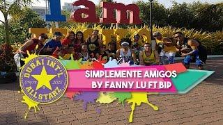 Simplemente Amigos | Fanny Lu Ft  BIP | Zumba® | Lora Gregorio