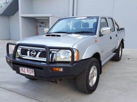(SOLD) Turbo Diesel 4x4 Twin Cab Nissan Navara 2011 For Sale review