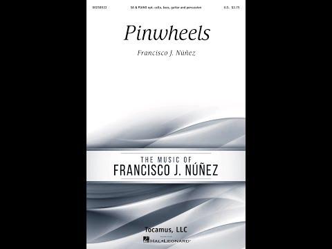 Pinwheels (SA) - by Francisco Núñez