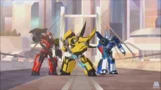Transformers: Robots In Disguise (2015) [Serie En Transmisión] [Ver Online] [Latino]