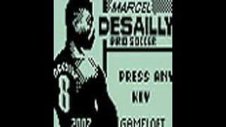 Marcel Desailly Pro Soccer (Java Game - 2002) - Gameloft By: GamesSky