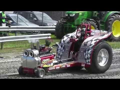 Bryne (Jæren) traktorpulling 2015 (31.05.2015.)
