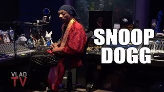 Snoop Dogg on His Murder Case Being 2 Doors Down from OJ's Murder Case