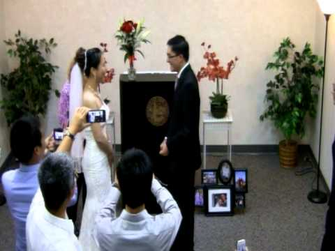Our wedding ceremony-Part 1