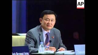 Asian leaders on Myanmar, NKorea and FTA