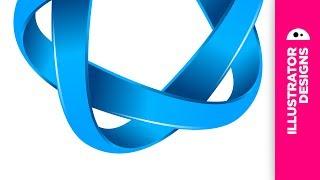 Logo design // gradients 6 (Illustrator CS5)