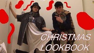 CHRISTMAS LOOKBOOK FT JAKE ♡
