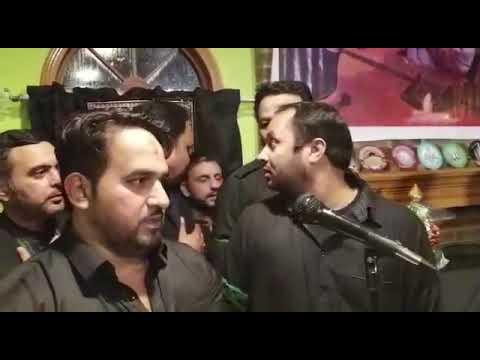 6 rabilawal Mir johan Ali reciting nauha in Chicago
