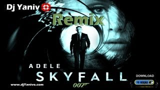 Adele - Skyfall (Dj Yaniv O Remix)  (Download Link FREE) HD
