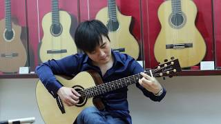 "Lovin' You - Minnie Riperton ""Guitar Cover""(Steven Law)"