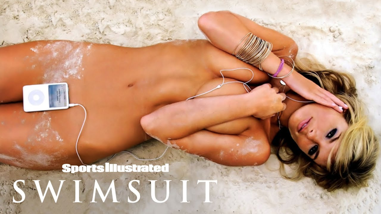marisa Illustrated miller nude model sport