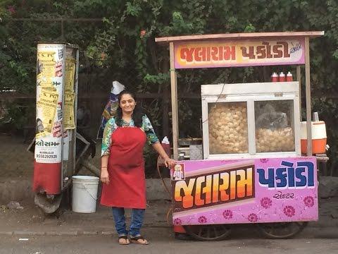 Paani puri wali  - Ahmedabad The reversal role by Krina Prajapati & Prajakta Kavthekar