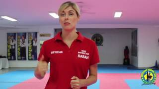 Australian Martial Arts- How the Little Dragons (3-5 Years Old) Program is Structured