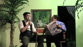 EL PARQUE DE MARIA RISA, EL NICETO Y LA LEONCIA - 1ª PARTE DE 3