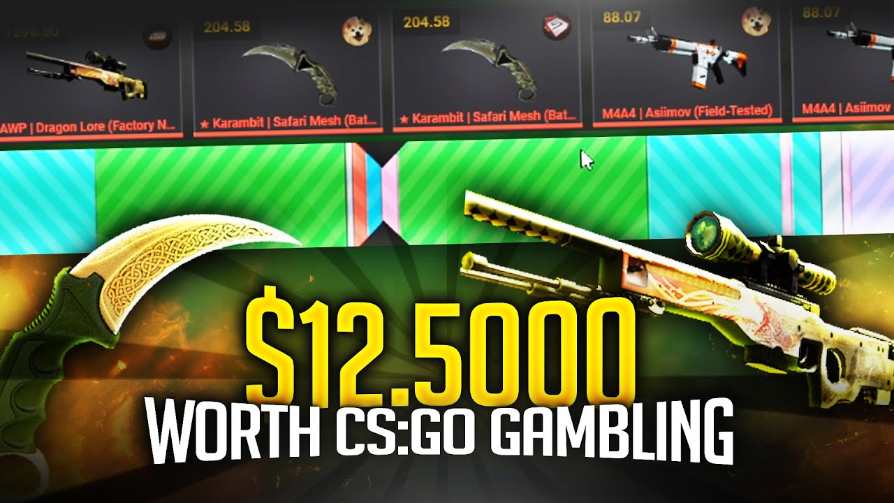 Sushi csgo betting epl player of the year betting