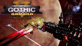 Our First Command! - Battlefleet Gothic: Armada 2 Gameplay - Imperium Campaign - Beta