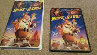 Comparison Video #1: Home on the Range (2004)