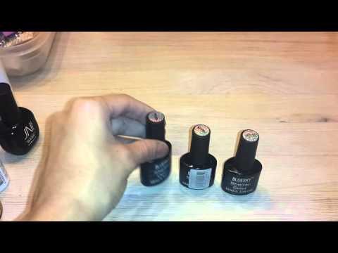 Для покрытия ногтей гелем что нужно
