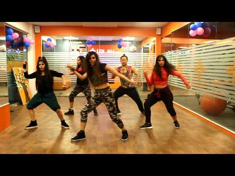 Bum Bum Tam Tam -MC Fioti song Zumba choreography by ZSTARS
