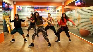 Bum Bum Tam Tam -MC Fioti song Zumba choreography by ZSTARS
