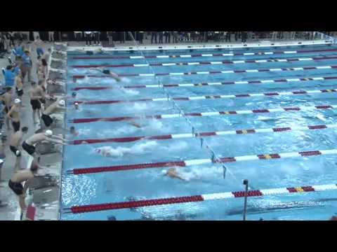 Indiana Swimming & Diving: B1G Championships - 200 Medley Relay