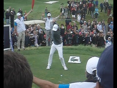 Rory Mcilroy's New Swing!!!