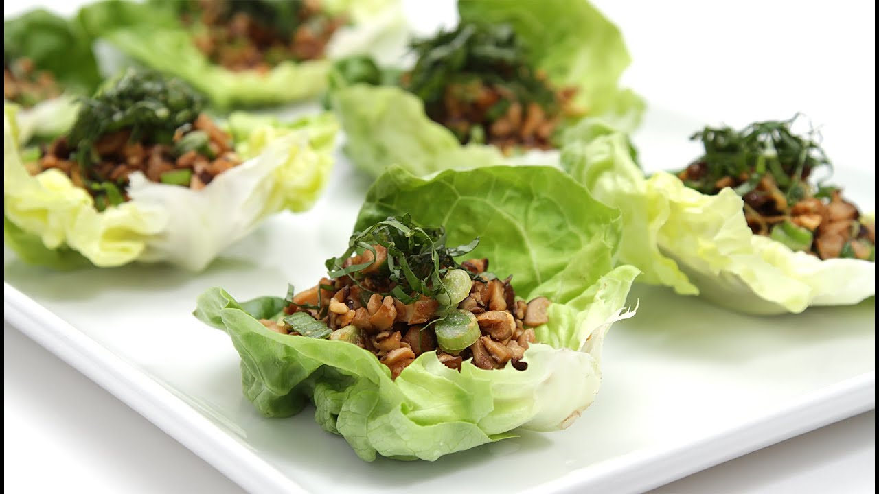 Lettuce Wraps - cover