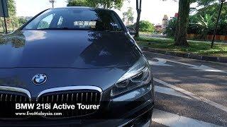 Evo Malaysia com | 2017 BMW 218i Active Tourer Full In Depth Review
