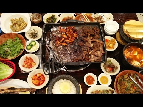 Delicious Korean BBQ ( The Best In Houston ? ) @ Han Kook Kwan Korean Restaurant